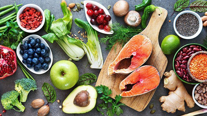 Mediterranean Diet- Route To Healthy Life