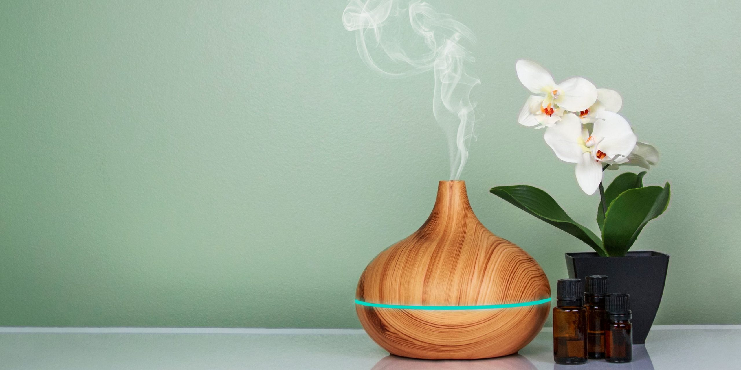 Enhance The Ambiance Of Your Room With An Oil Diffuser!